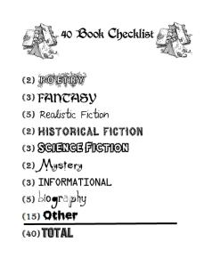 40 books